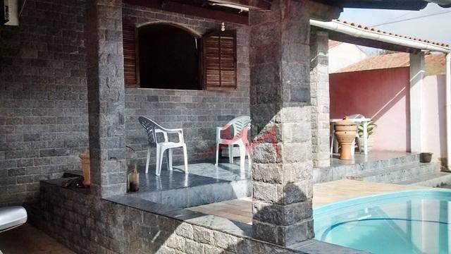 Casa com 3 quartos à venda, 90 m² por R$ 220.000 - Monte Verde (Manilha) - Itaboraí/RJ - Foto 2