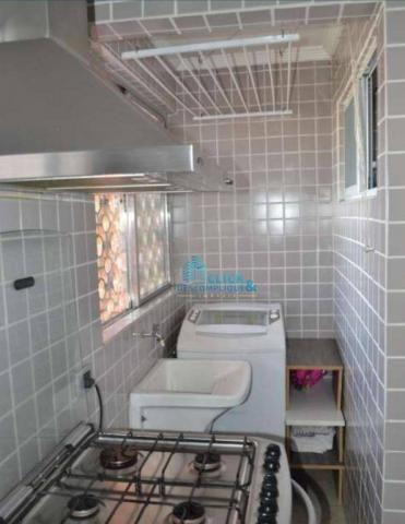 Apartamento com 1 dormitório à venda, 63 m² por R$ 399.000,00 - Ponta da Praia - Santos/SP - Foto 7