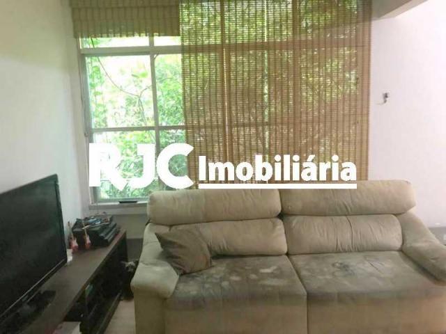 Apartamento à venda com 3 dormitórios em Alto da boa vista, Rio de janeiro cod:MBAP32589 - Foto 2