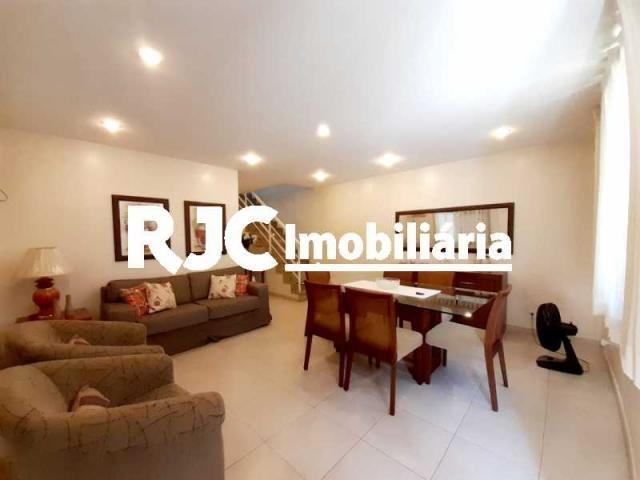 Casa à venda com 4 dormitórios em Maracanã, Rio de janeiro cod:MBCA40161 - Foto 3