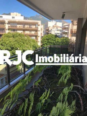 Apartamento à venda com 3 dormitórios em Tijuca, Rio de janeiro cod:MBAP32767 - Foto 3