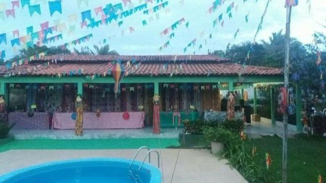 Casa de eventos - proxima ao parque cquatico valparaiso - Foto 2