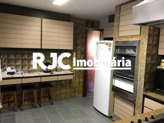 Apartamento à venda com 3 dormitórios em Tijuca, Rio de janeiro cod:MBAP32767 - Foto 19