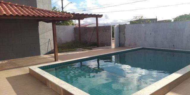 Casa Nova 3/4 em Arembepe, Cond. fechado, Piscina, financia !!! - Foto 4