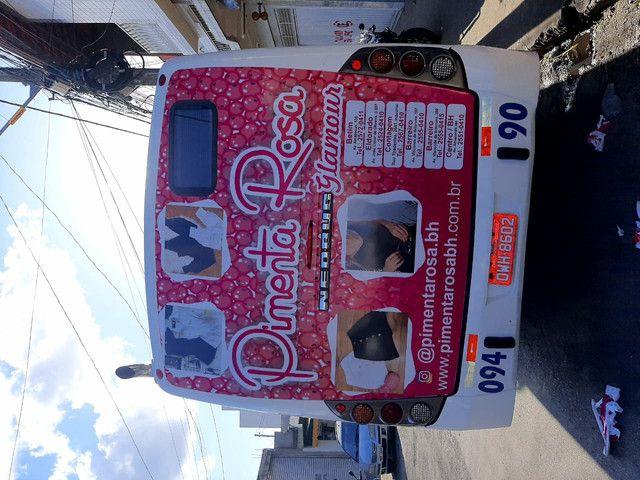 Micro ônibus 2014 ideal para fretamento escolar ou alternativo - Foto 3