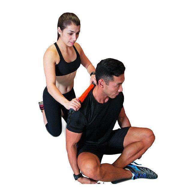 Rolo Multifuncional De Massagem 3 Em 1 - Acte Sports - Foto 2