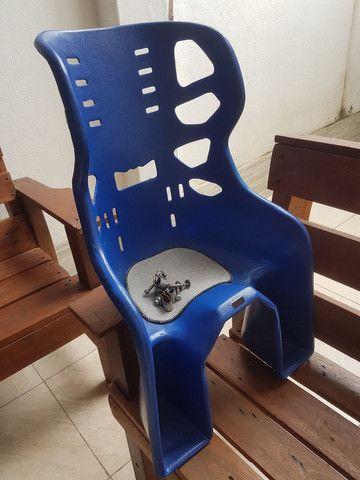 Vendo cadeira para bicicleta  - Foto 2