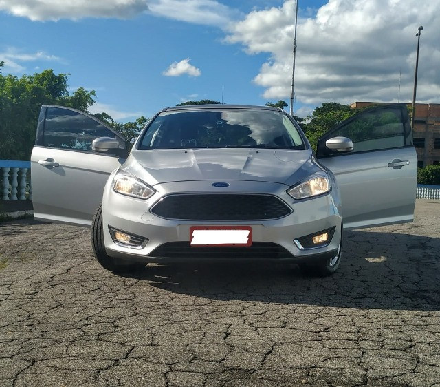 Ford Focus 1.6 SE Plus 2016 - Excelente estado