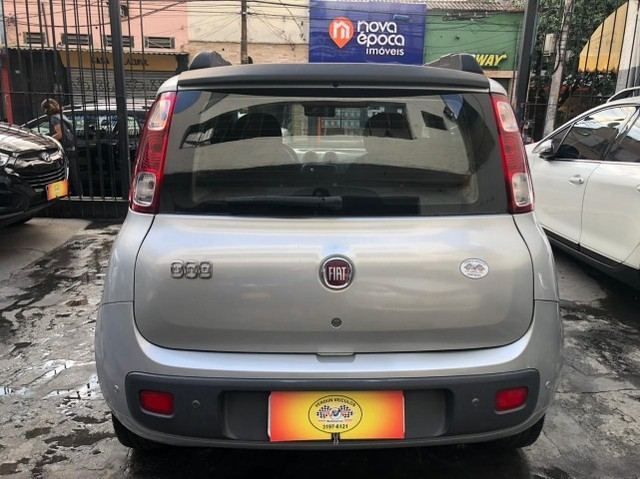 Fiat Uno Vivace 1.0 completíssima - Baixa km! Nova demais! - Foto 5