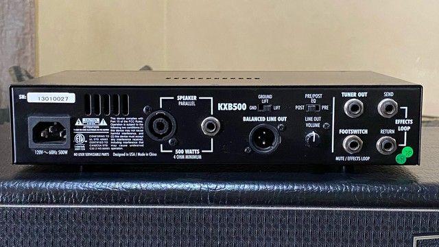 GABINETE KUSTON 6x10 AMP KXB-500 KUSTOM    - Foto 6