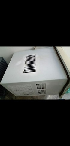 Ar condicionado caixa