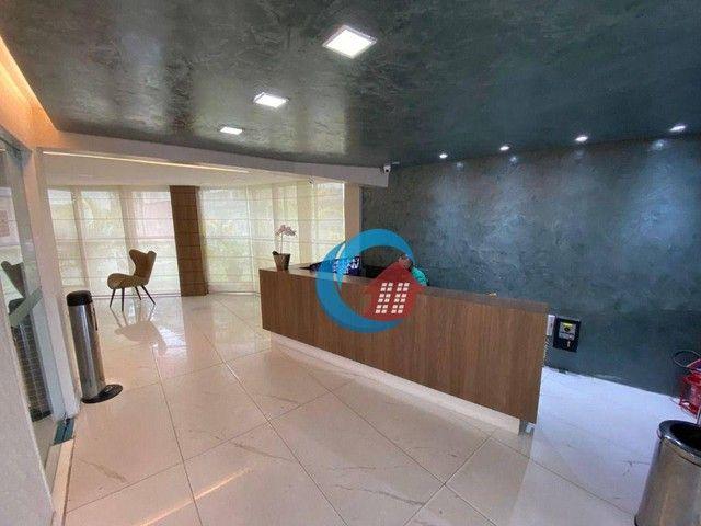 Sala para alugar, 45 m² por R$ 2.300,00/mês - Casa Forte - Recife/PE - Foto 3