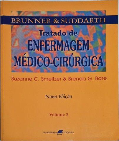 Tratado de enfermagem médico cirurgica Brunner - Foto 3