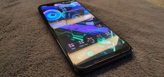 Asus Gamer ROG Phone 2 (8gb/128gb) - Perfeito estado! - Foto 4