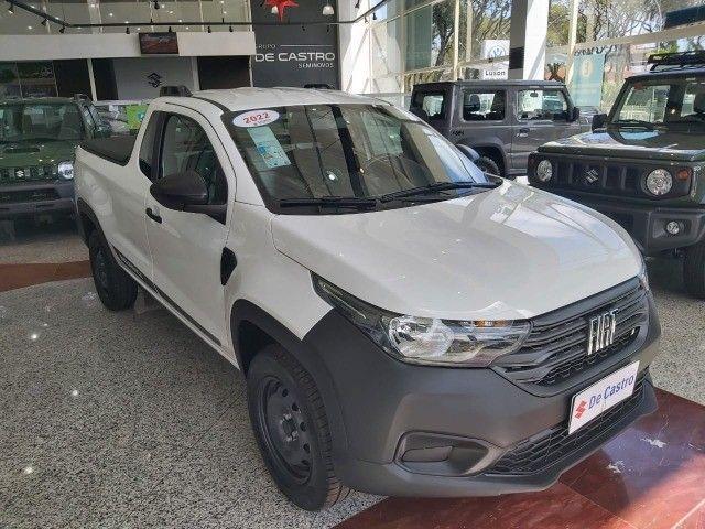 Fiat Strada 1.4 Cabine S Endurance 2022 - Foto 3