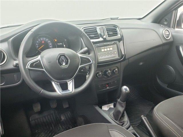 Renault Logan 2020 1.0 12v sce flex zen manual - Foto 8