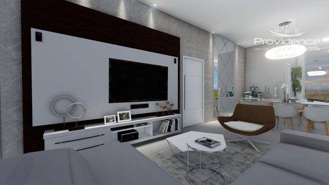 Apartamento com 3 dormitórios à venda, 130 m² por R$ 600.000,00 - Jardim La Salle - Toledo - Foto 9
