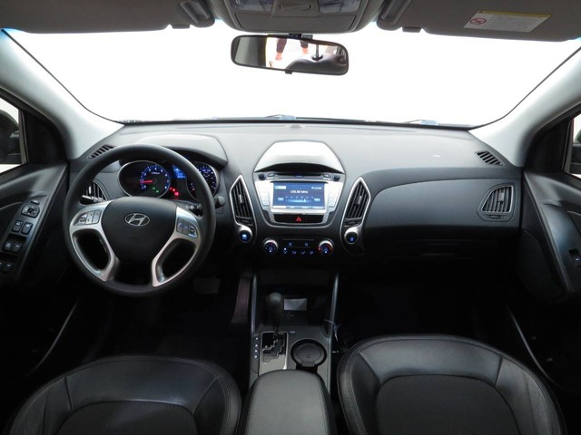 IX35 2015/2015 2.0 MPFI GLS 16V FLEX 4P AUTOMÁTICO - Foto 5