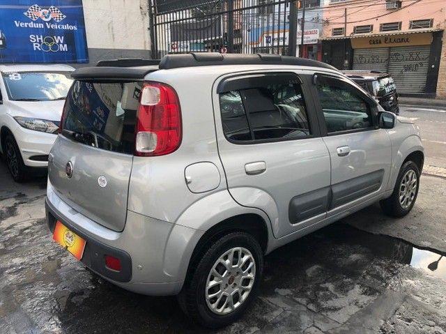 Fiat Uno Vivace 1.0 completíssima - Baixa km! Nova demais! - Foto 6