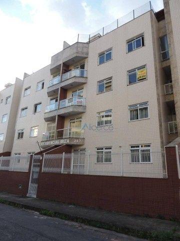 Apartamento com 3 dormitórios para alugar, 80 m² por R$ 1.300,00/mês - São Mateus - Juiz d
