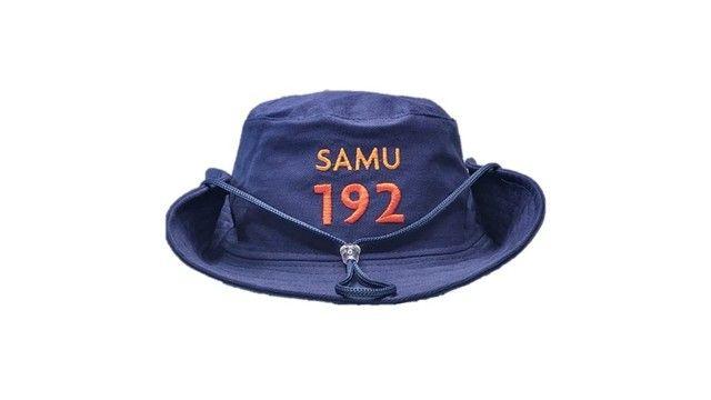 Chapéu Australiano SAMU 192 novo  - Foto 2
