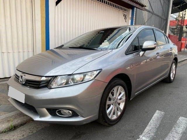 Honda Civic Lxr 2.0 i vtec  Aut