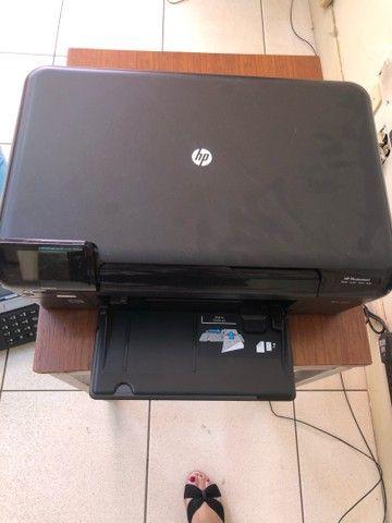 Máquina de fax é uma HP Photosmart - Foto 5