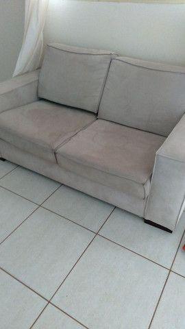 Rak é sofá de 2 lugar  - Foto 2