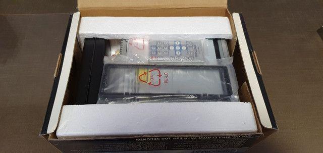 Auto rádio/CD Player AM/FM/MP3 marca Diplomat modelo dp-9150MP3 - Foto 4