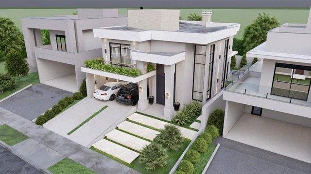 Maravilhosa casa em condomínio terrras de Alphaville Ponta Grossa - Foto 2