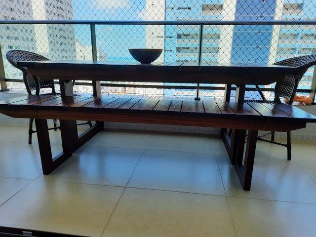 Banco de madeira de alta qualidade (novo)  - Foto 5