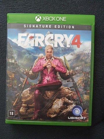 Jogo Farcry4 Xbox one