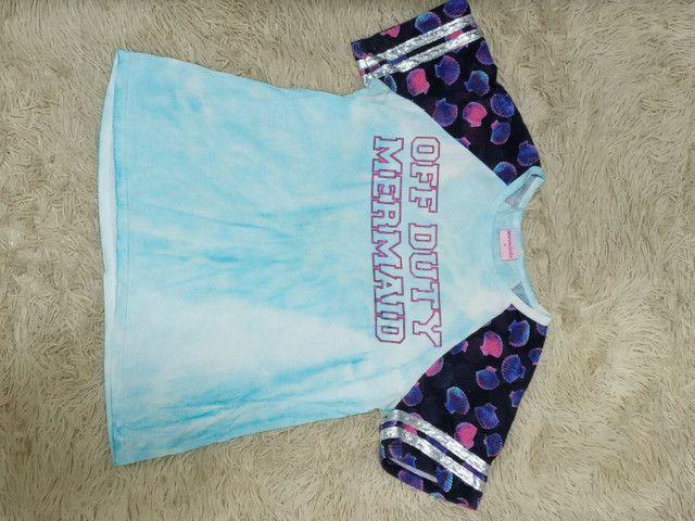 LOTE de roupas femininas tamanho P e PP adulto - Foto 3