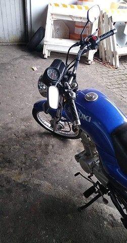Vendo Scooter Suzuki GS 120