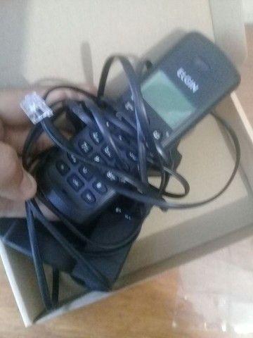 Telefone sem fio.  - Foto 4