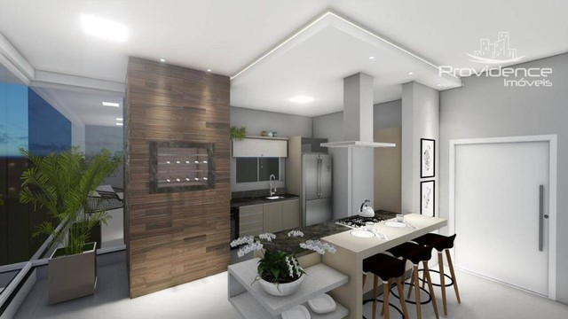 Apartamento com 3 dormitórios à venda, 130 m² por R$ 600.000,00 - Jardim La Salle - Toledo - Foto 13