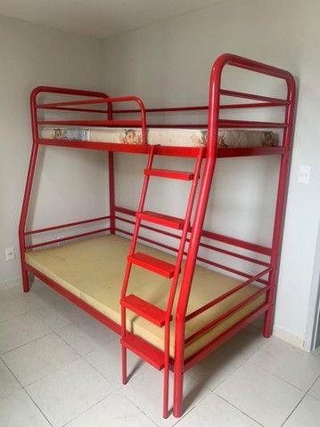 AG-Alugo 2 quartos semi mobiliado em Boa Viagem - Foto 5