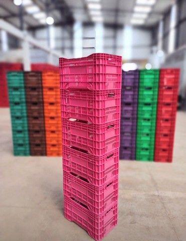 Caixa Agricola colorida  - Foto 6