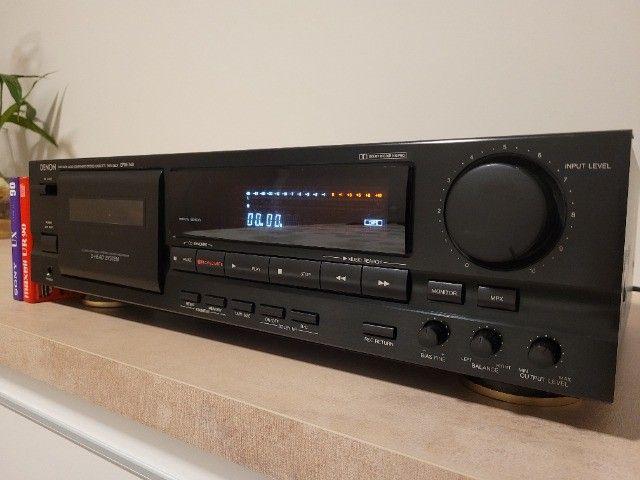 Tape Deck Denon DRM 740 - Foto 5