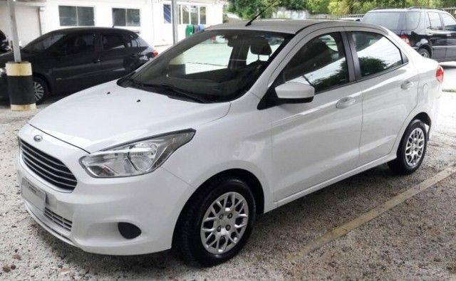 (larissa)Adquira Seu Novo Ford Ka Completo 2015 Sem Juros Abusivos! - Foto 4