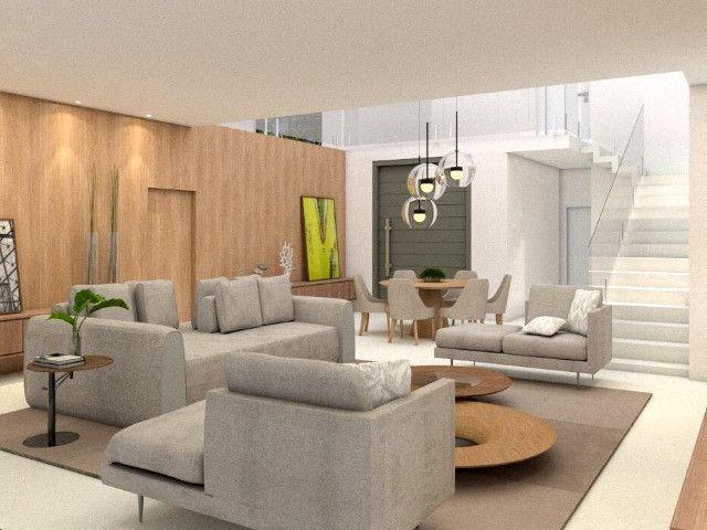 Casa nova  , com 4 suítes,  saindo do forno, no Condomínio Laguna .  - Foto 3