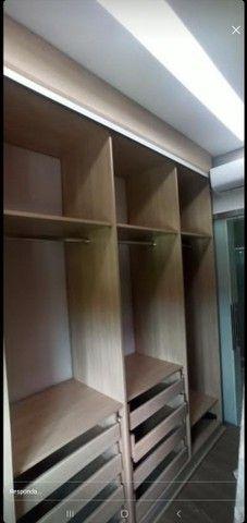 Guarda roupa closet altura 2.80 largura 2.95 fundo 58 cm - Foto 2