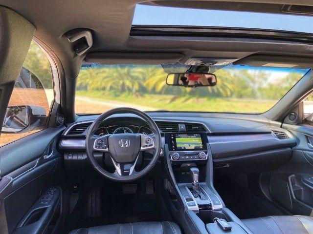 Honda Civic Touring 1.5 Turbo 2017 (Abaixo da file) - Foto 10