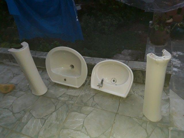 lavatorio para WC