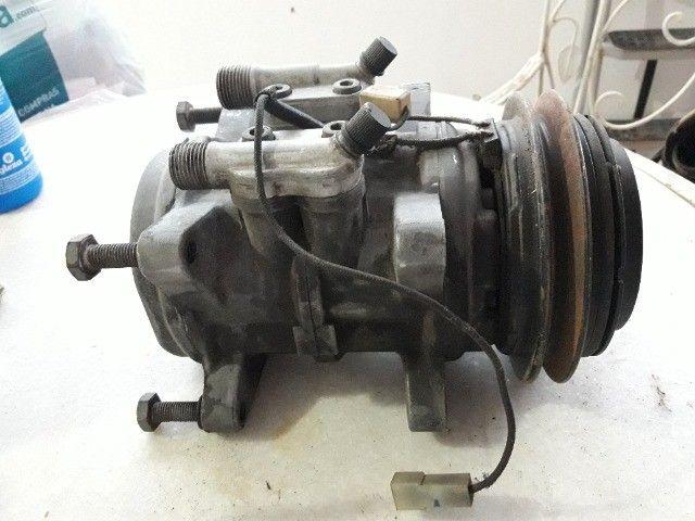 Compressor ar condicionado automotivo - Foto 2