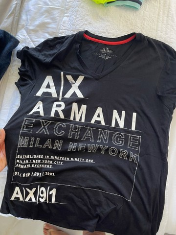Blusas armani exchange original  - Foto 3