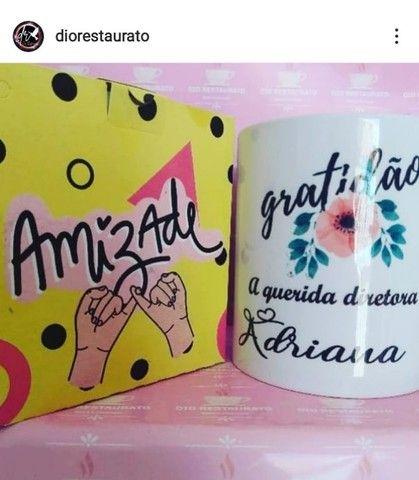 @diorestaurato, Xícara de porcelana personalizada!