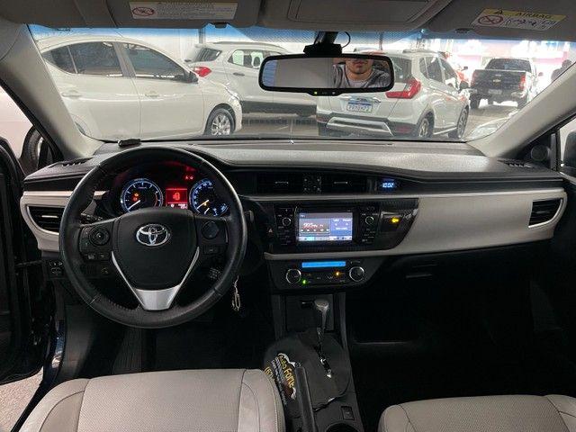 Toyota Corolla xei 2.0 automático 2016 - Foto 9