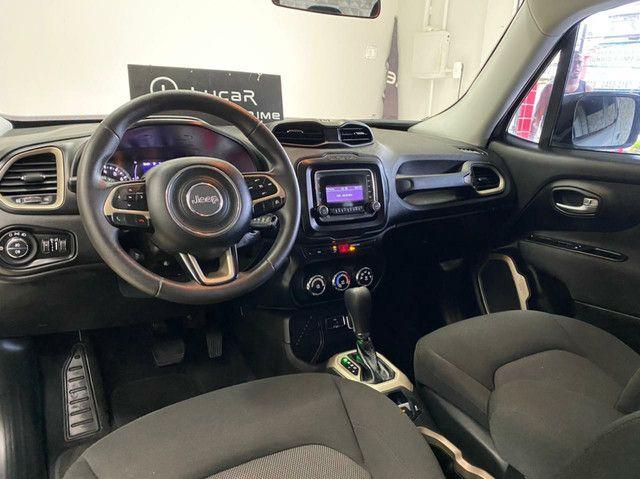 Jeep Renegade  2017-unico dono - sport motor 1.8 flex -Automático-2021 vistoriado - Foto 15