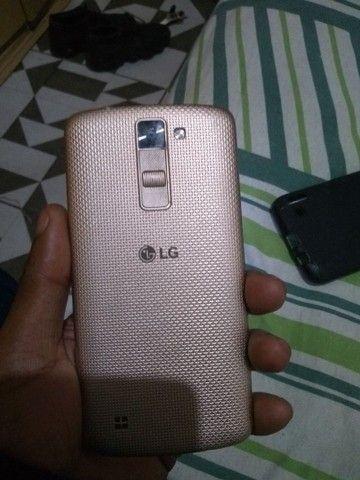 LG k8 16GB novo funcionando tudo - Foto 3
